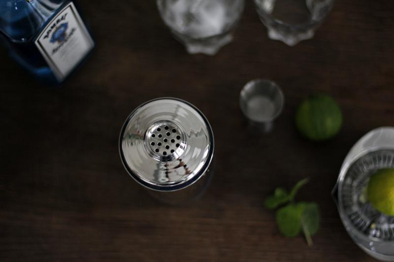 Gin Gin Mule Shaker