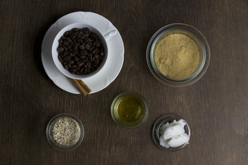 Beauty-DIY-Kaffee-Haferflocken-Body-Scrub-2