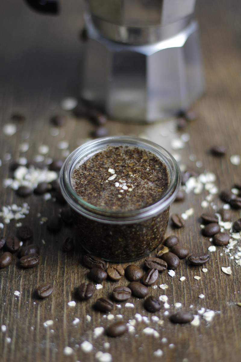 Beauty-DIY-Kaffee-Haferflocken-Body-Scrub-5