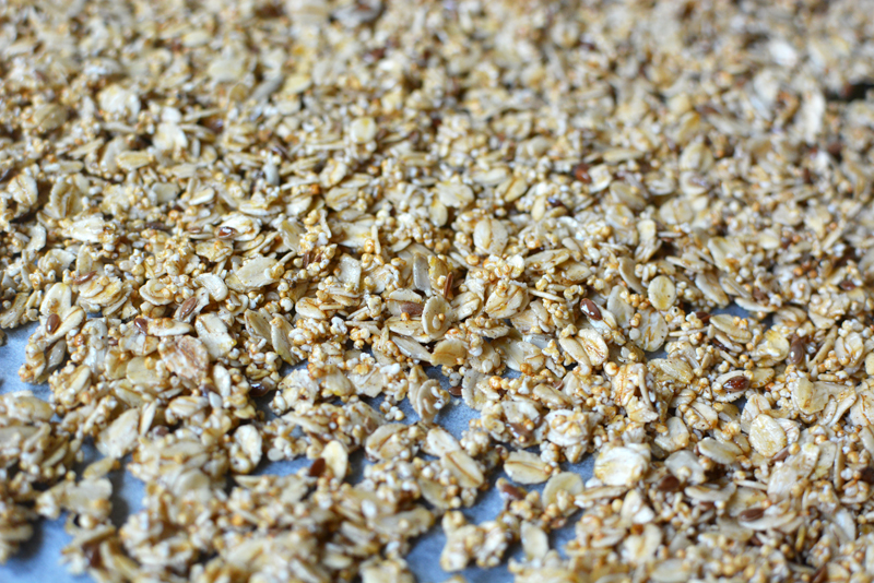 Granola backen | we love handmade