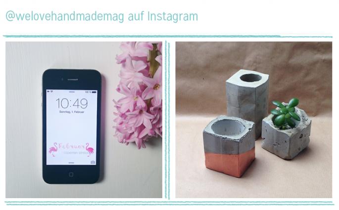 instagram im Januar |we love handmade