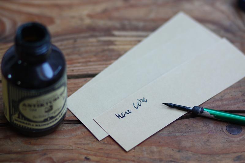valentinstag | briefchen | welovehandmade