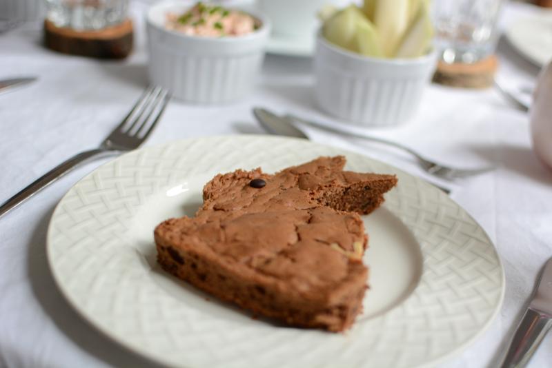 Erdnuss-Brownie-Hase |we love handmade