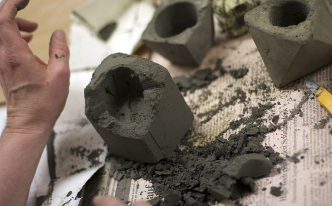 Concrete-Workshop  we love handmade