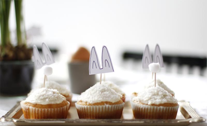 Cupcake-Topper | we love handmade