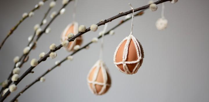 DIY: Gehäkelte Ostereier