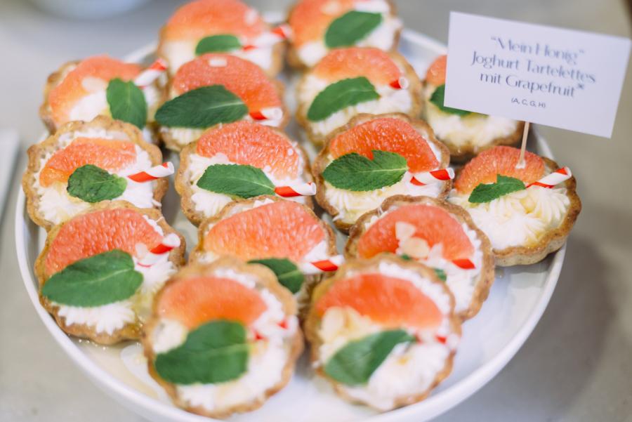Honig-Joghurt-Tartelettes |Foto von elisateichtmeister.com