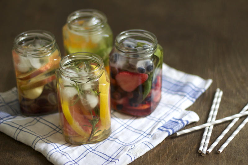 Infused Water Spring
