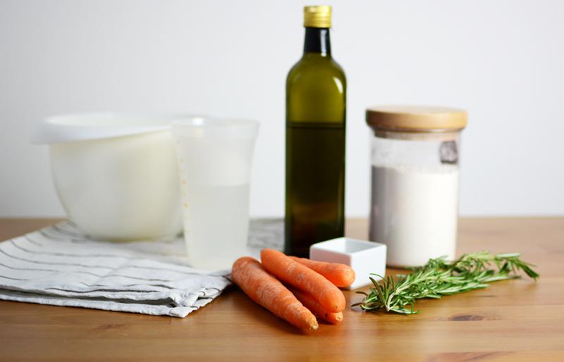 Karottenbrot Zutaten |we love handmade