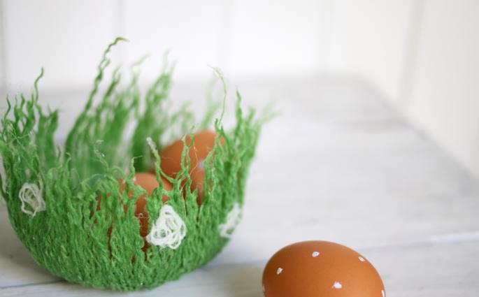 eier | osternest | welovehandmade