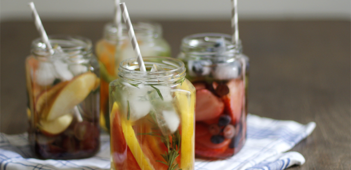 Drinks: Infused Water
