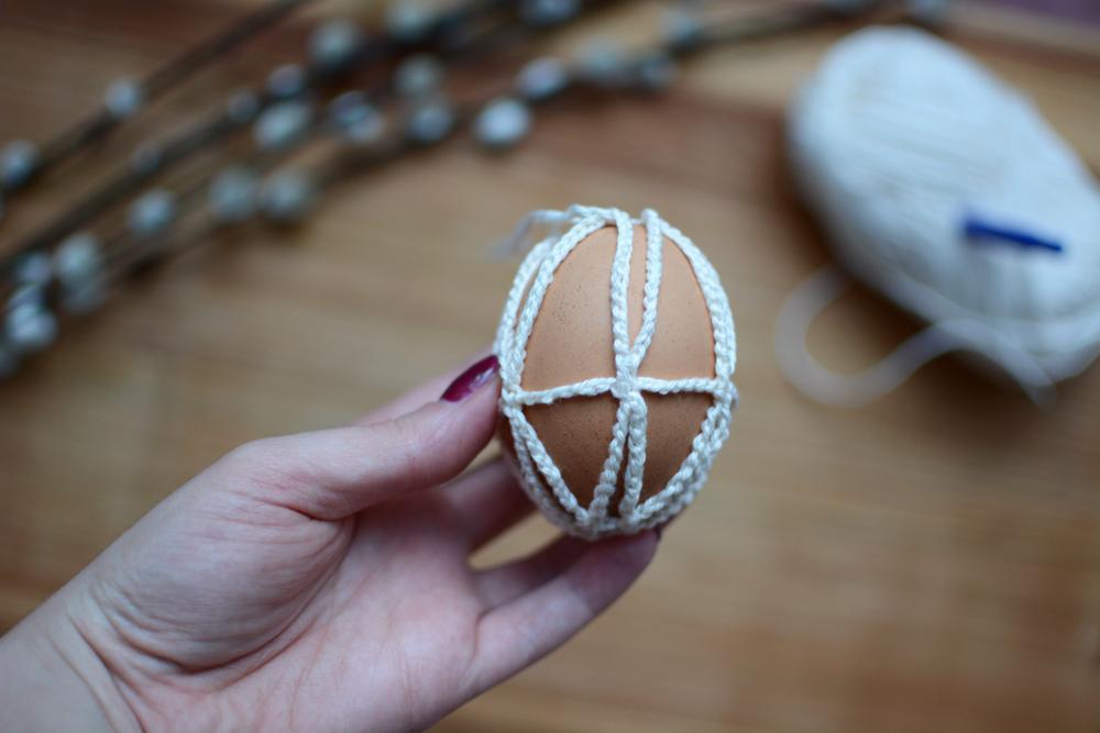 ostereierdeko häckeln |we love handmade