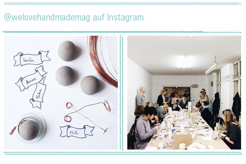 we love instagram   we love handmade