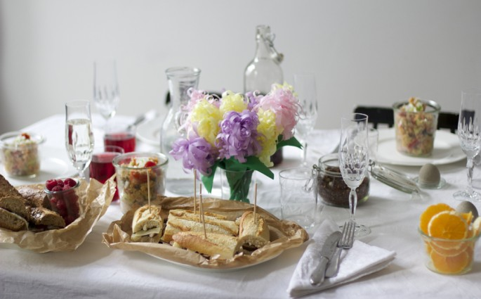 Brunchtable-Rezepte | we love handmade
