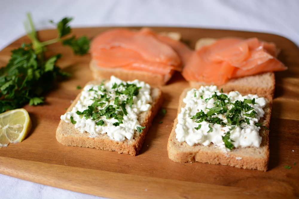 Lachs-Toast-Rezept | we love handmade