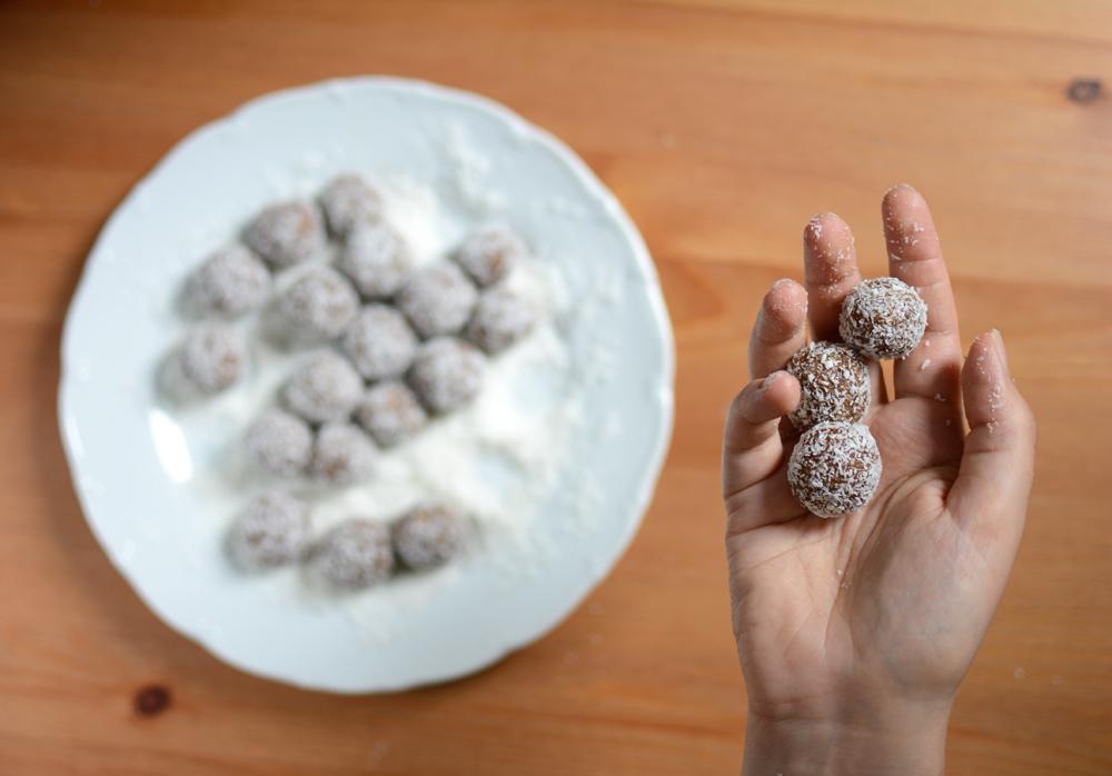 Glückskugeln Rezept |we love handmade
