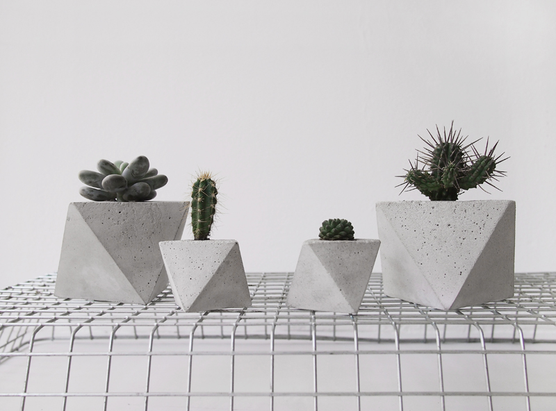 frauklarer planter | we love handmade
