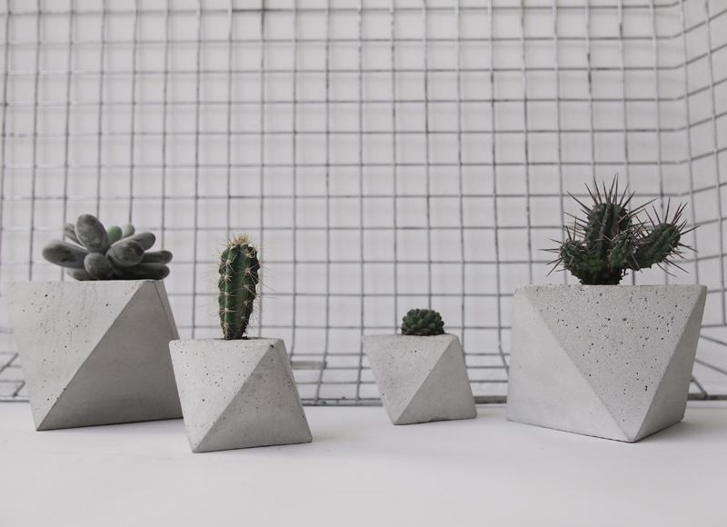 Planter von frauklarer |we love handmade