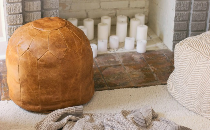 pouf von alwaysrooney |we love handmade