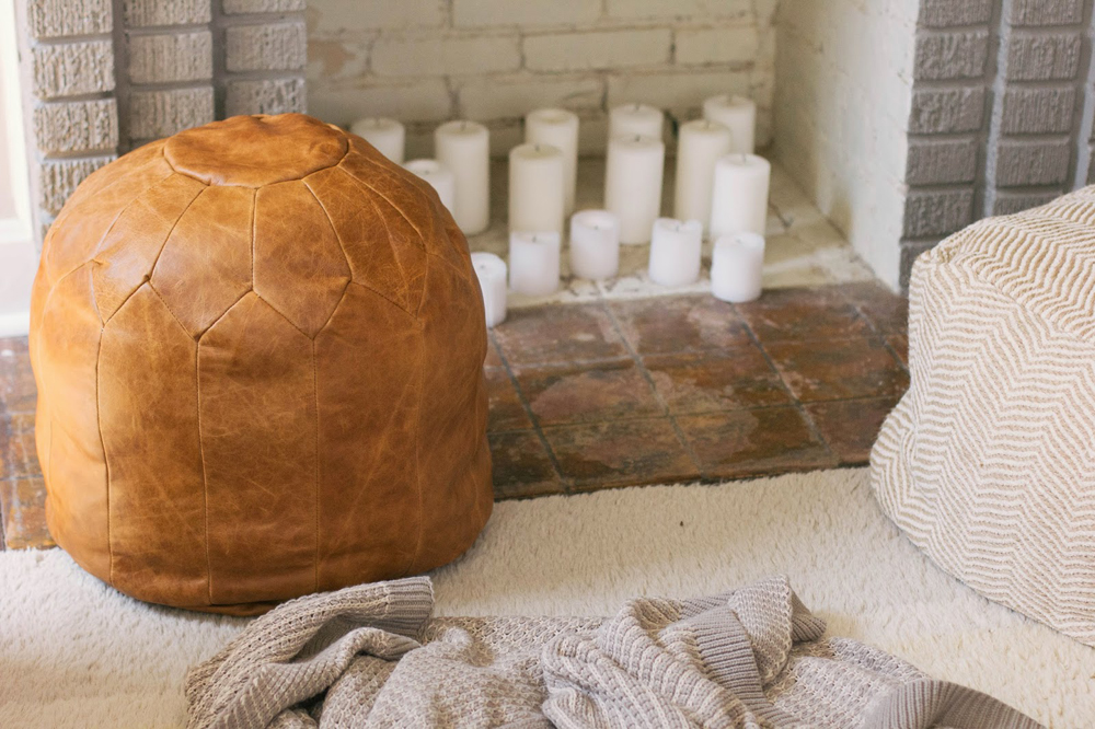 pouf von alwaysrooney | we love handmade