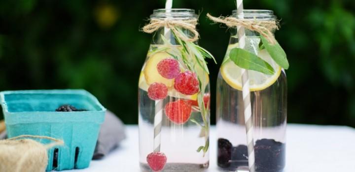 Gastblogger-Drink: Sommerliche Drinks mit Ingwersirup