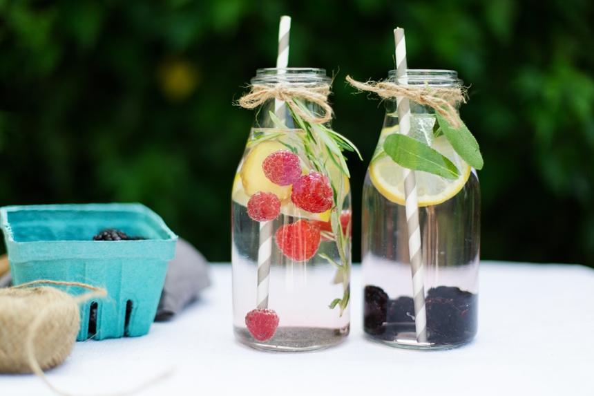 Sommerliche Drinks |we love handmade