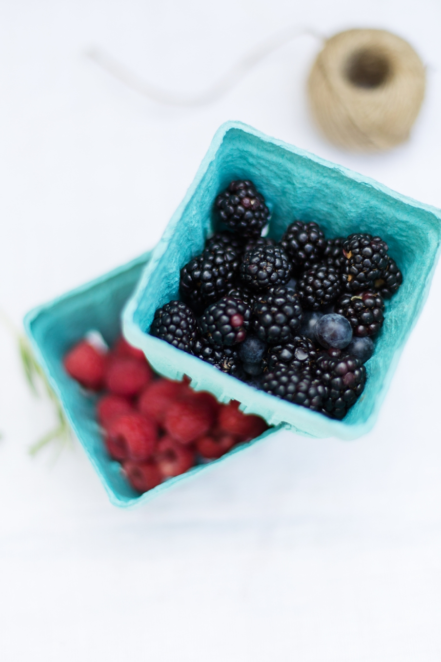 Brombeeren & Himbeeren | we love handmade