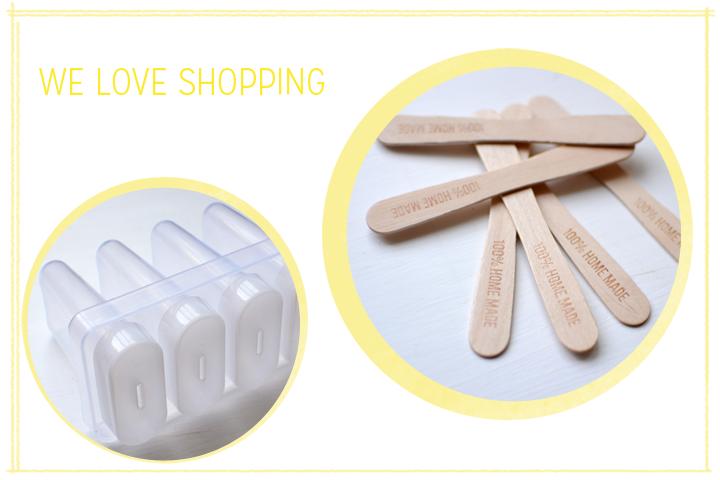 Eisparty-Shopping |we love handmade