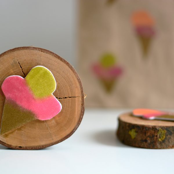 DIY Stempel  we love handmade
