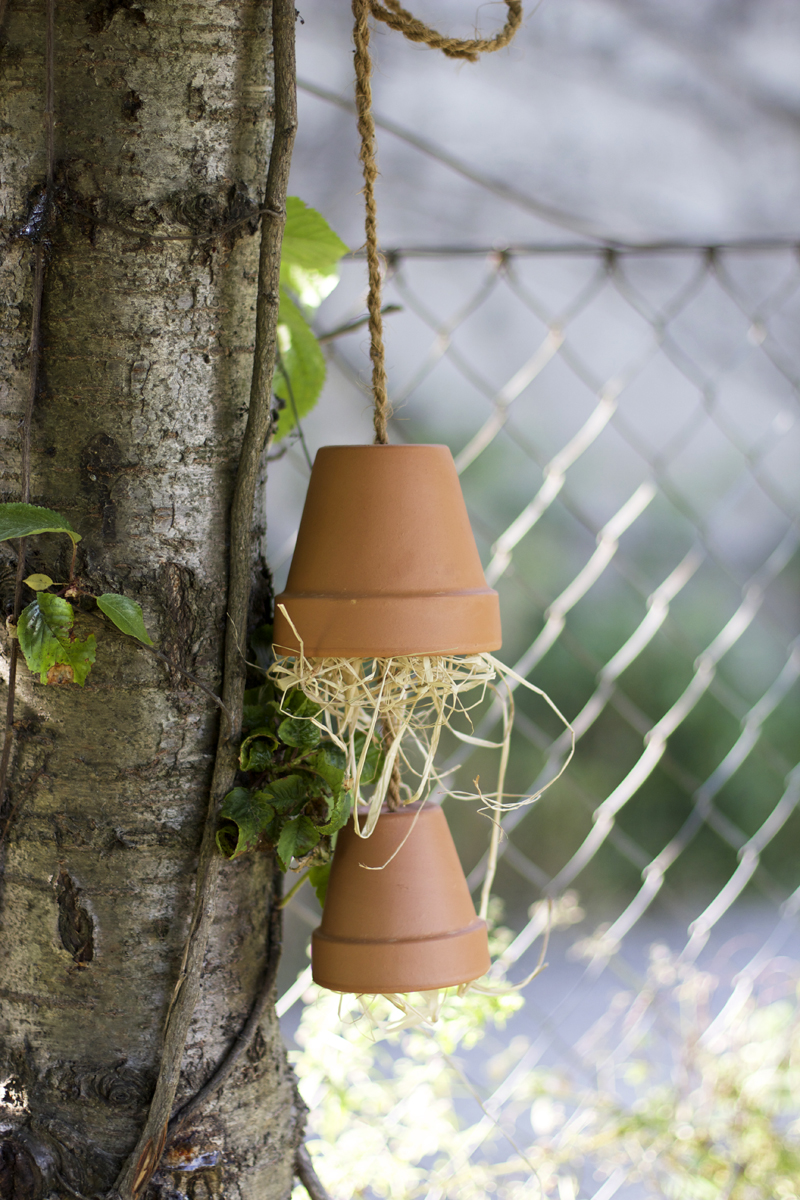 Insektenhotel Ohrwuzler |we love handmade