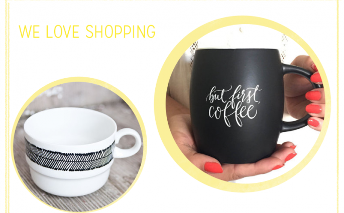 Kaffeetassen |we love handmade