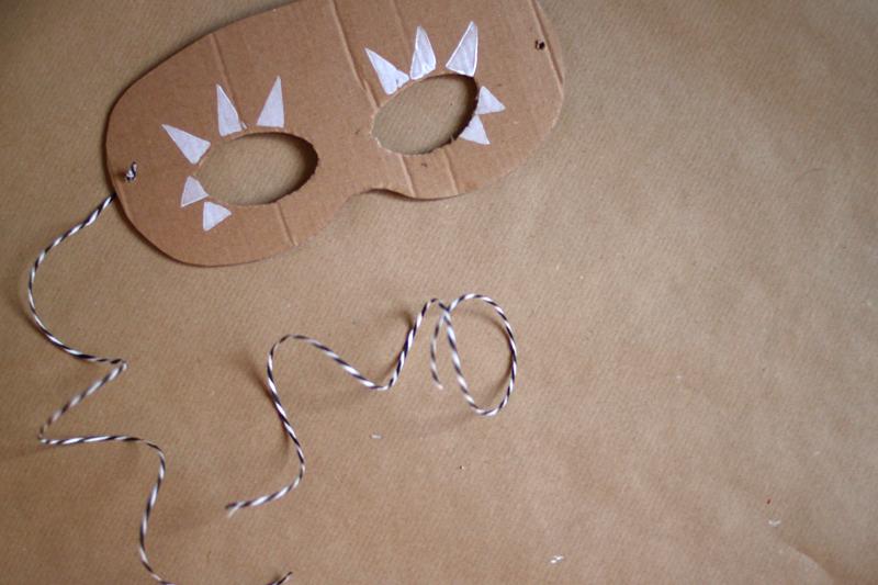 Stempelmaske | anbinden | welovehandmade