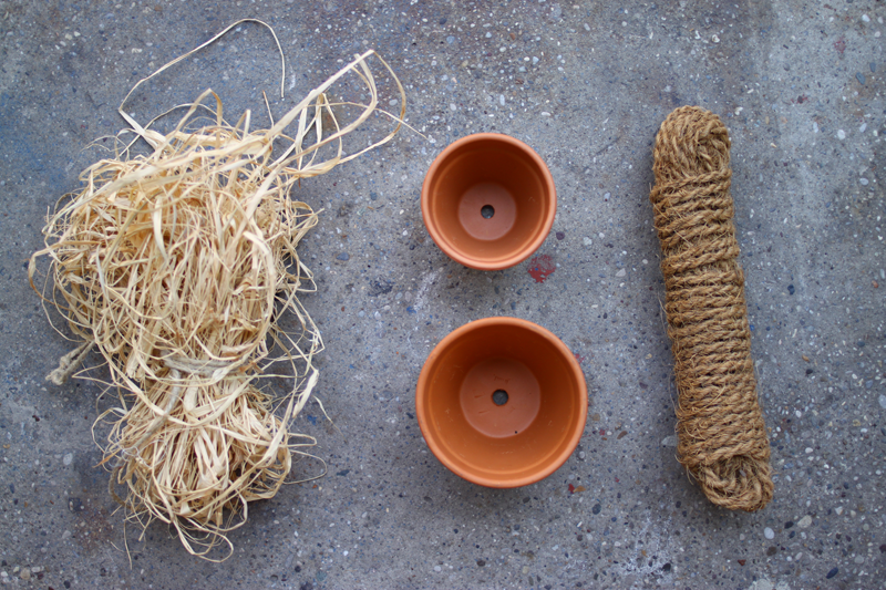 insektenhotel für Ohrwürmer |we love handmade