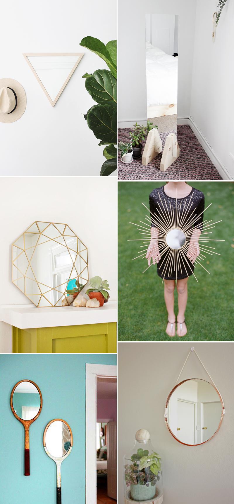 we love Inspiration: Spiegel DIY | we love handmade