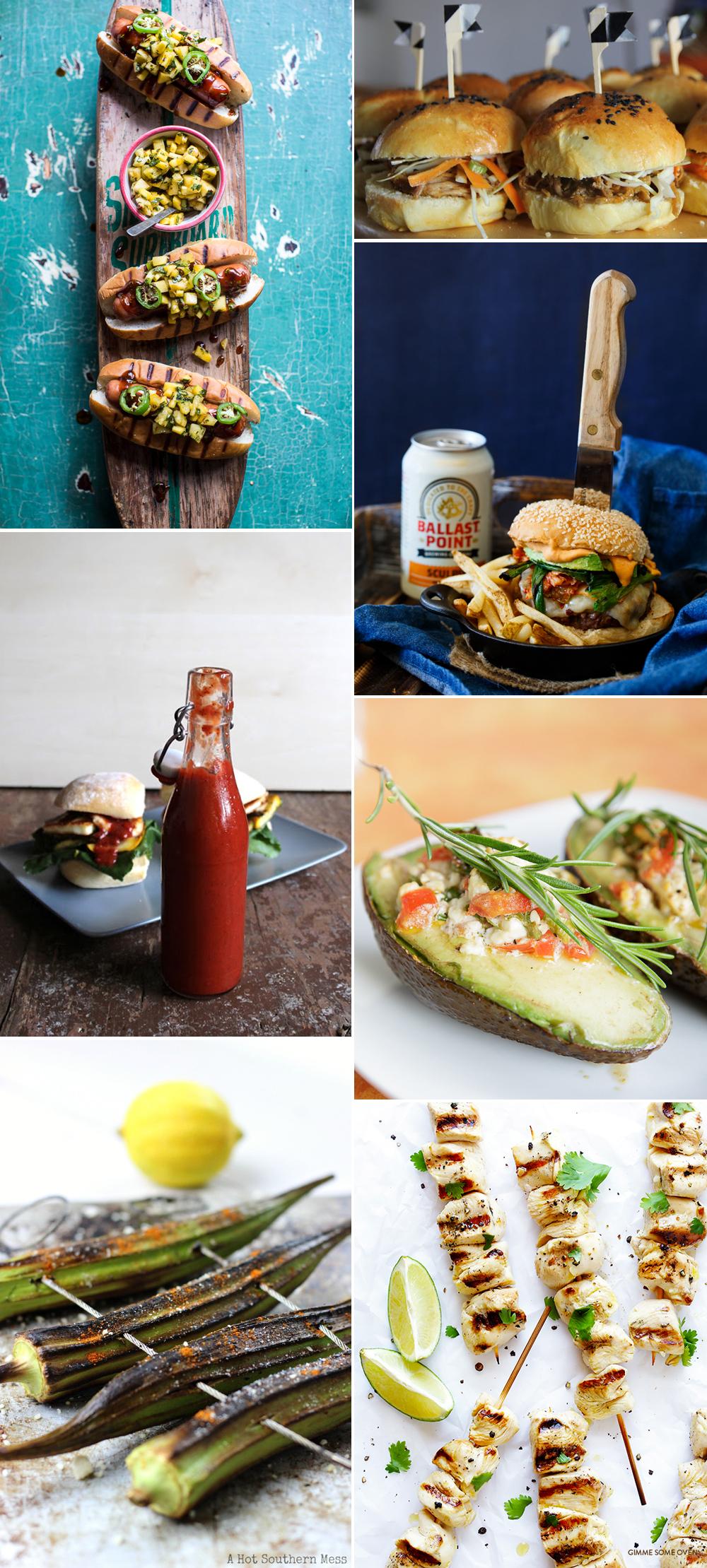 Grill-Inspirationen |welovehandmade