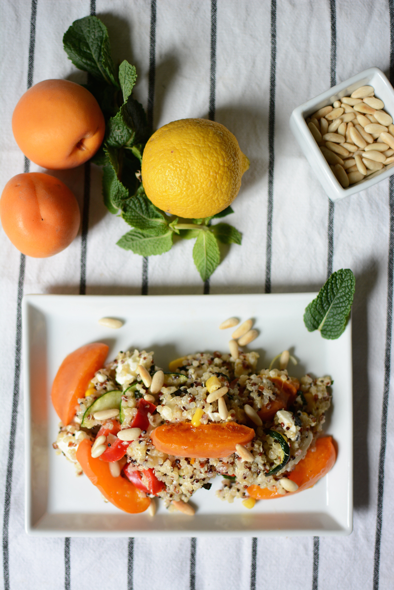Quinoa-Salat | we love handmade