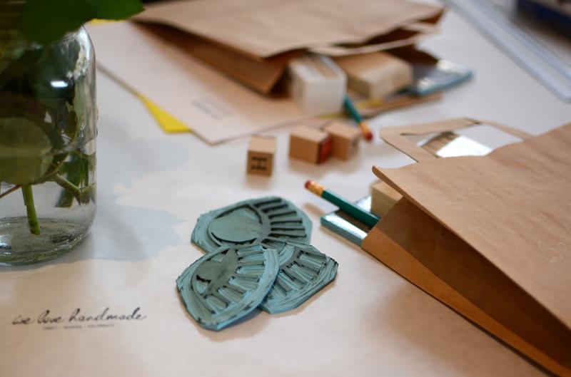 Stempel-Workshop-Augen |we love handmade