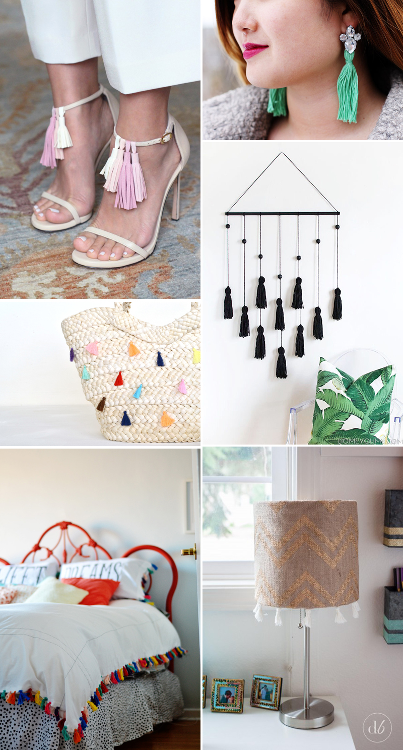 Tassel-Inspirationen | we love handmade