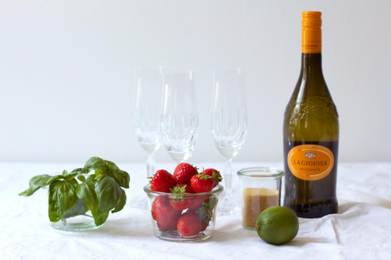 Zutaten-Erdbeer-Secco |we love handmade