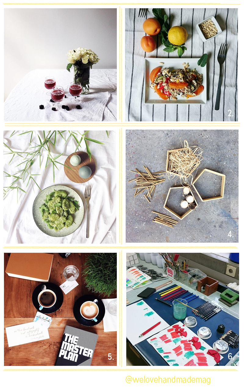 we love instagram im Juli | we love handmade