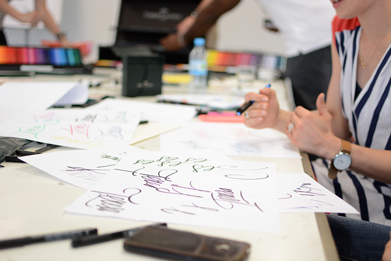 Faber-Castell-Workshop_Calligraphy