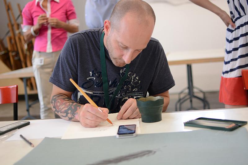 Faber-Castell-Workshop_Graham