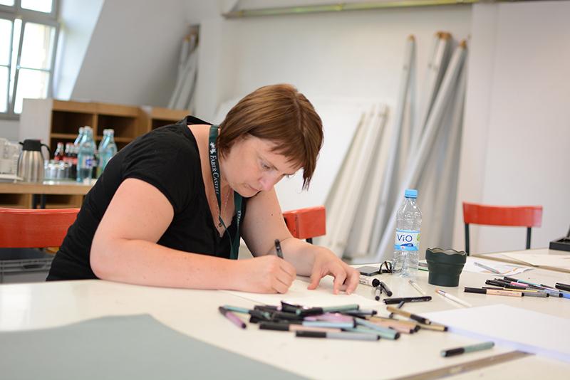 Faber-Castell-Workshop_Nadine