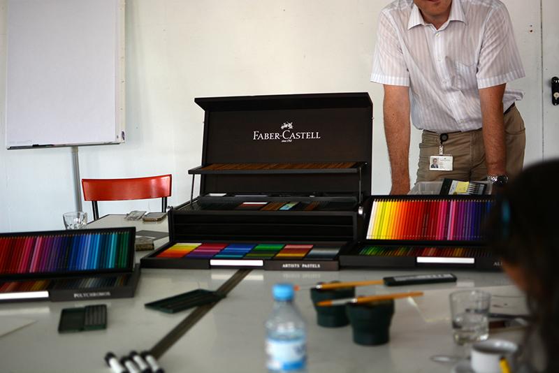 Faber-Castell_Workshop