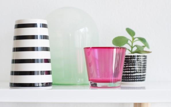 Gläser färben DIY | we love handmade