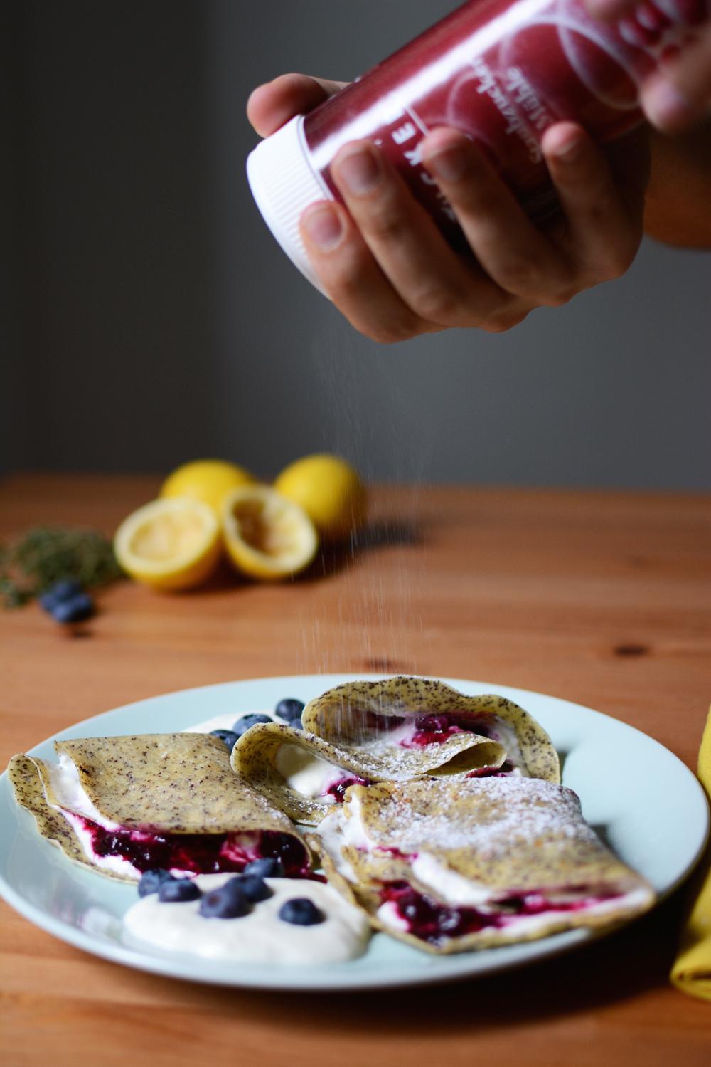 Rezept für Mohn-Palatschinken | welovehandmade