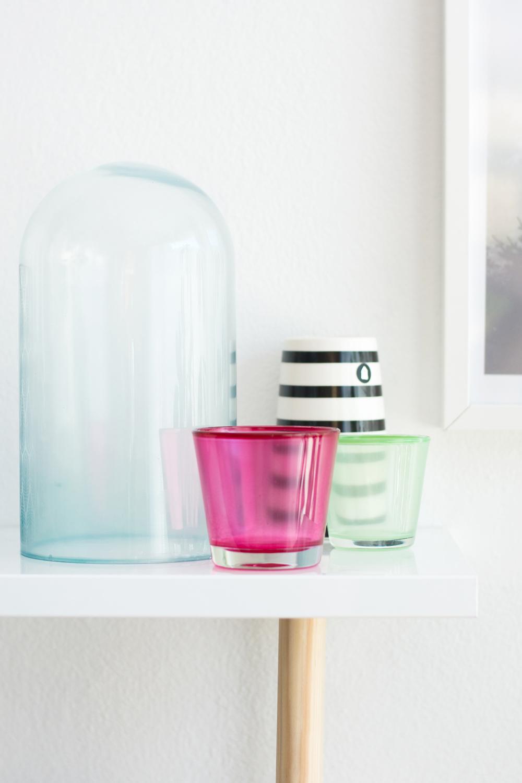 DIY: Gläser einfärben |we love handmade