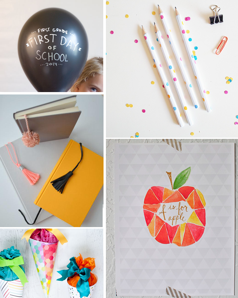 school | we love handmade | inspiration