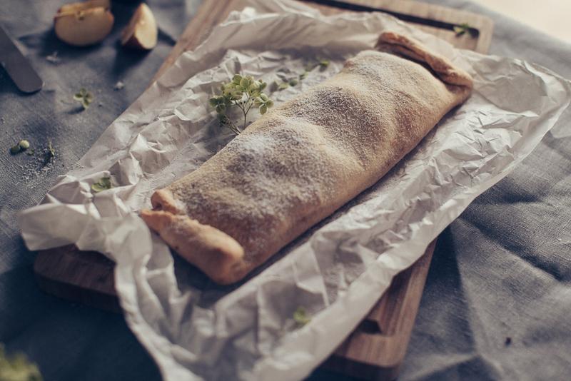 Apfelstrudel von Butter und Zucker | we love handmade