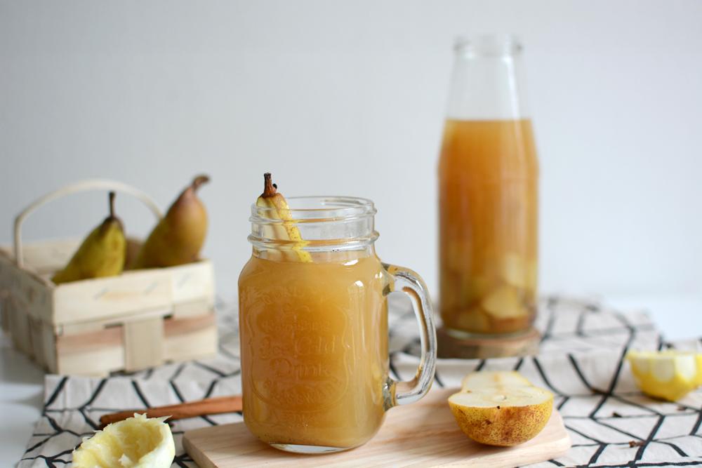 Birnen-Punsch-Rezept | welovehandmade